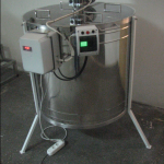 Centrifuga electrica inox reversibila (4,6, rame, 12v/220v)