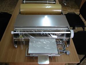 Masina de ambalat in folie stretch (PZK 500L)