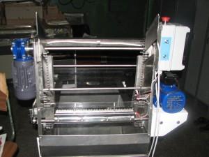 Masina de descapacit automata